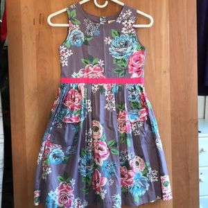 🌸💕Adorable floral Mini Boden sundress, size 9/10